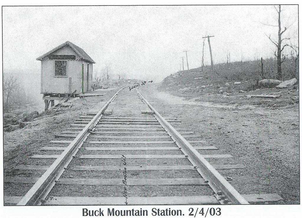 Buck Mountain, Pa.